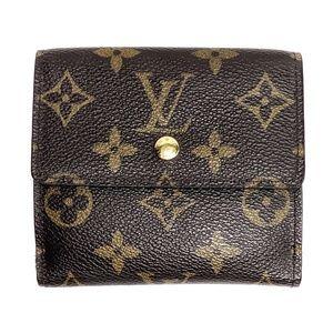 Louis Vuitton • Classic Monogram Elise Wallet
